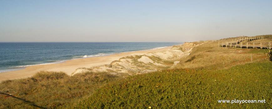 North of Praia das Pedras Negras Beach