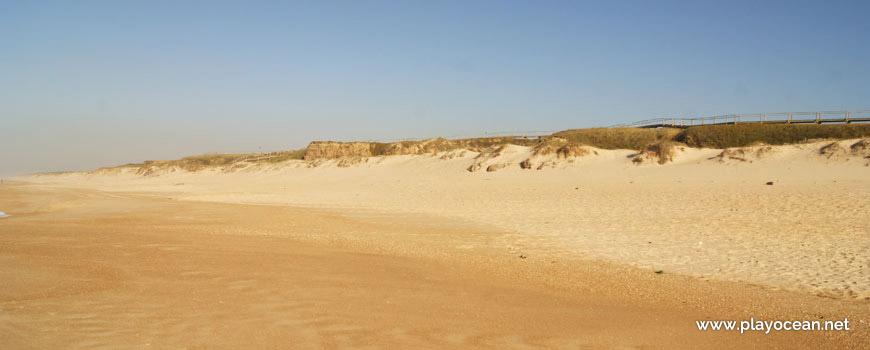 Arriba, Praia das Pedras Negras