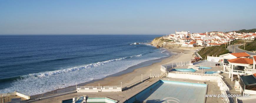 Panorâmica da Praia de São Pedro de Moel