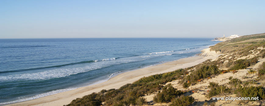 North of Praia das Valeiras Beach