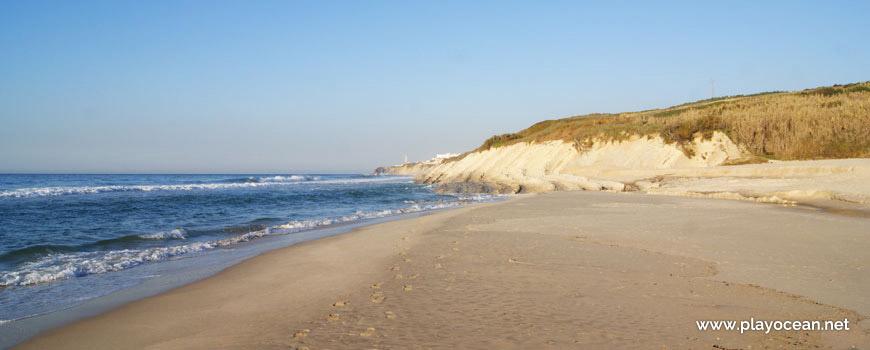 Slab at Praia das Valeiras Beach