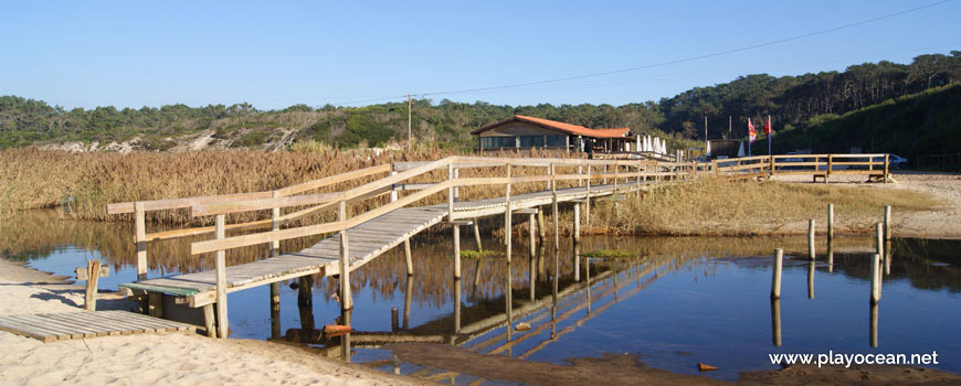 Ponte na Praia Velha