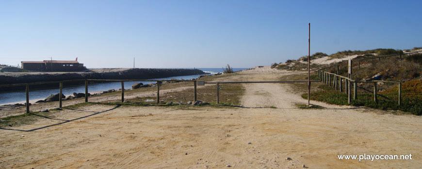 Caminho para a Praia da Vieira (Norte)