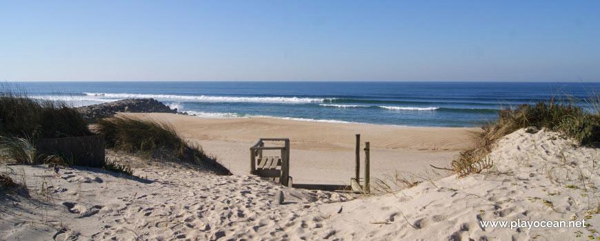 Frente de mar da Praia da Vieira (Norte)
