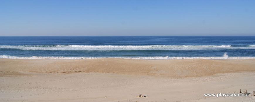 Mar na Praia da Vieira (Norte)