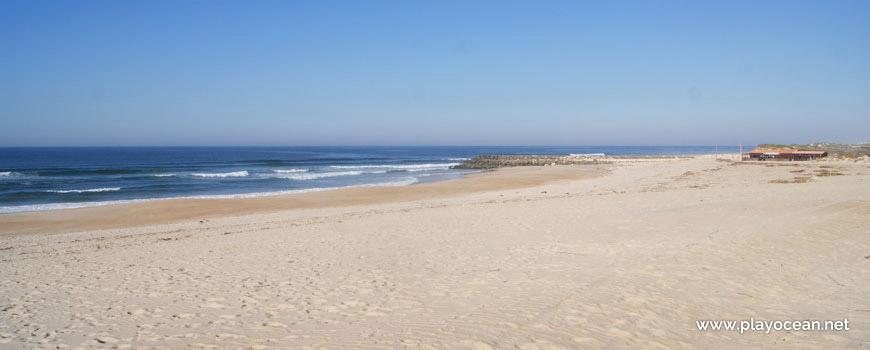 North of Praia da Vieira Beach