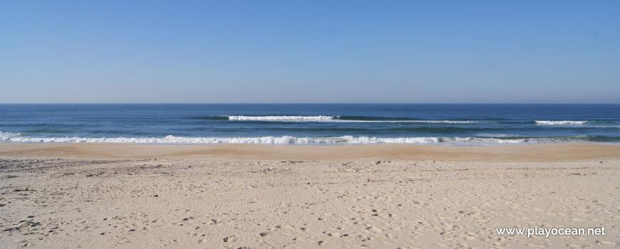Mar da Praia da Vieira