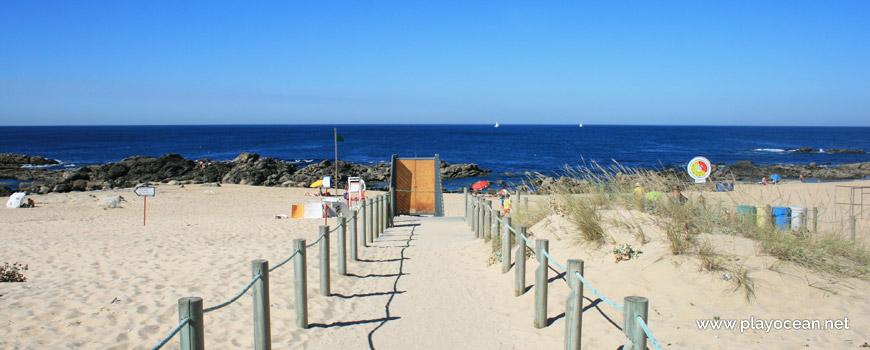 Praia da Agudela Beach