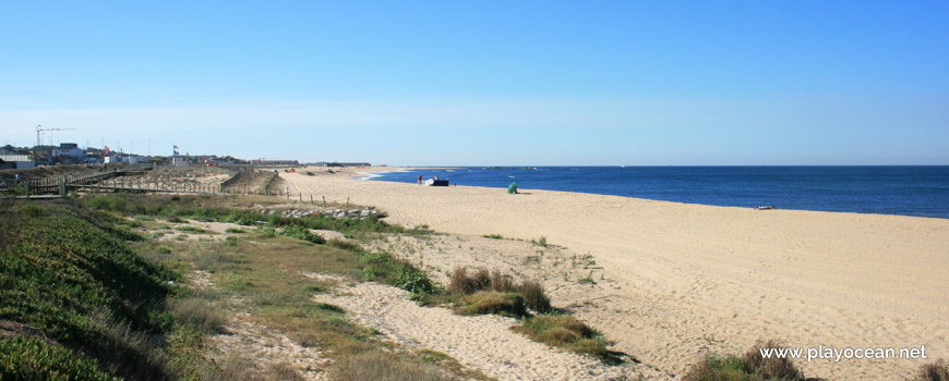 South of Praia Central Beach