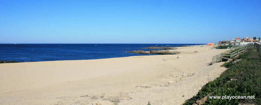 North of Praia Central Beach