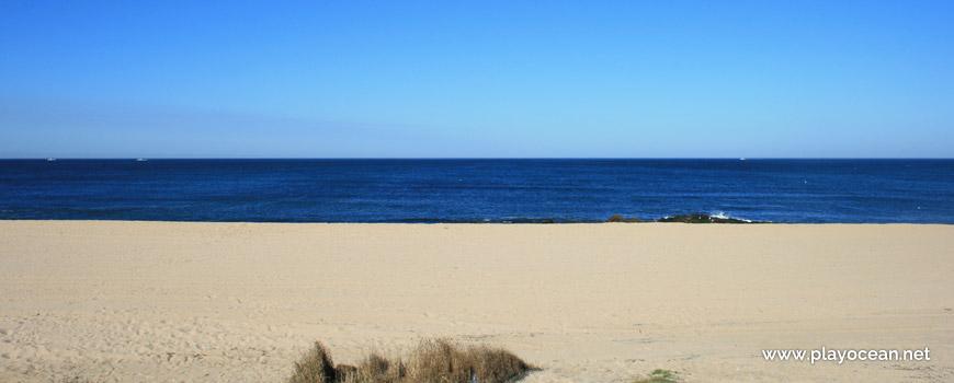 Sea at Praia Central Beach