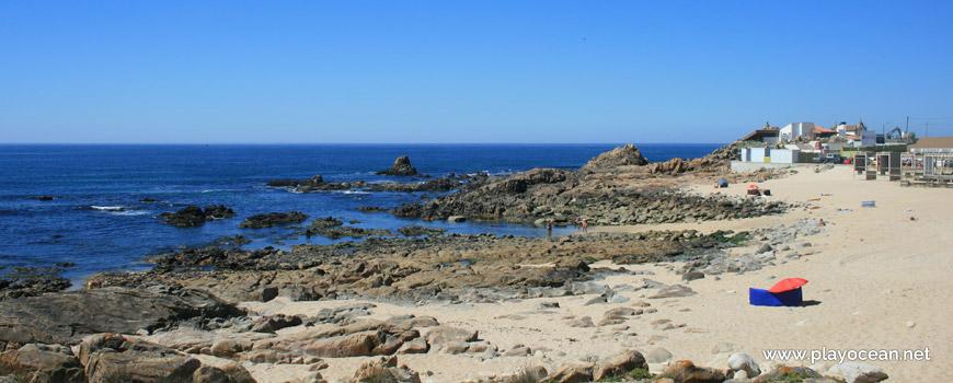 Norte da Praia da Boa Nova