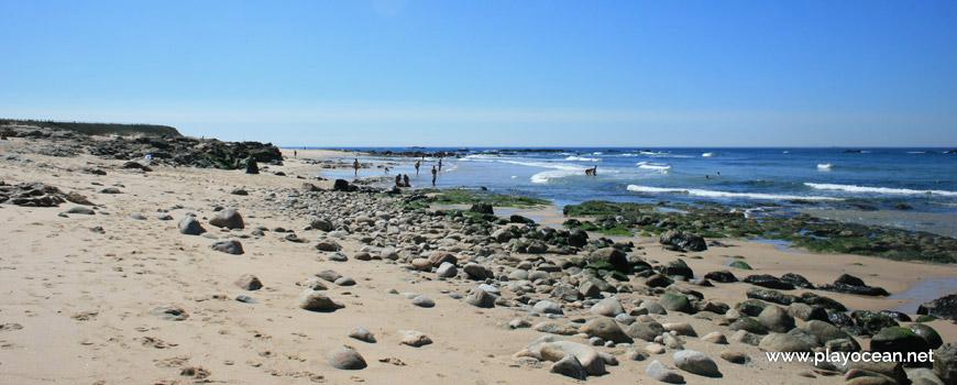 Beira-mar na Praia do Cabo do Mundo