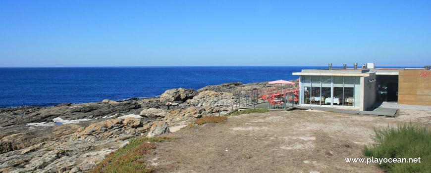 Bar of Praia do Facho Beach