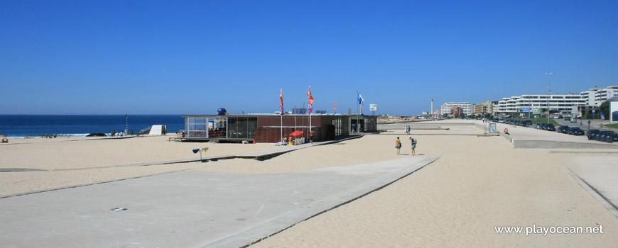 Concessão na Praia de Leça da Palmeira