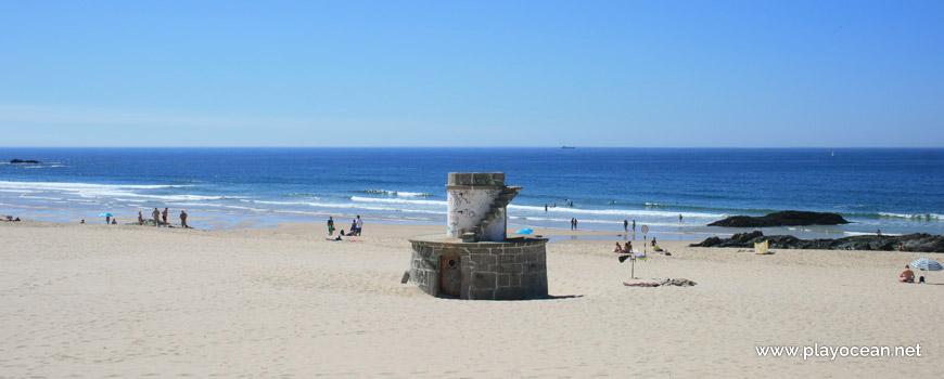 Infraestrutura da Praia de Leça da Palmeira