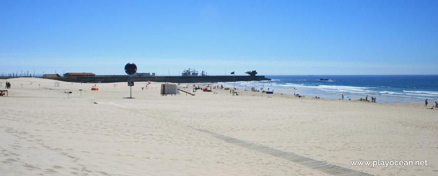 Praia de Leça da Palmeira