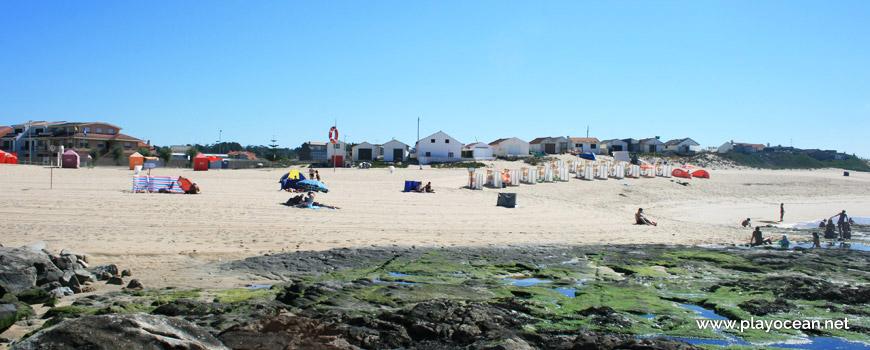 Concessioned area, Praia do Marreco Beach