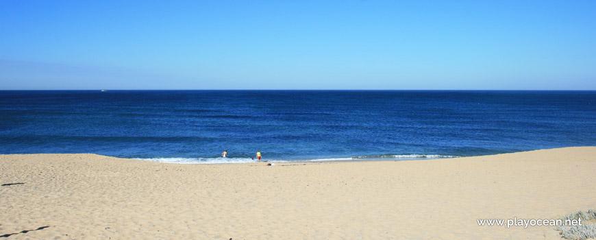Mar na Praia das Pedras Brancas