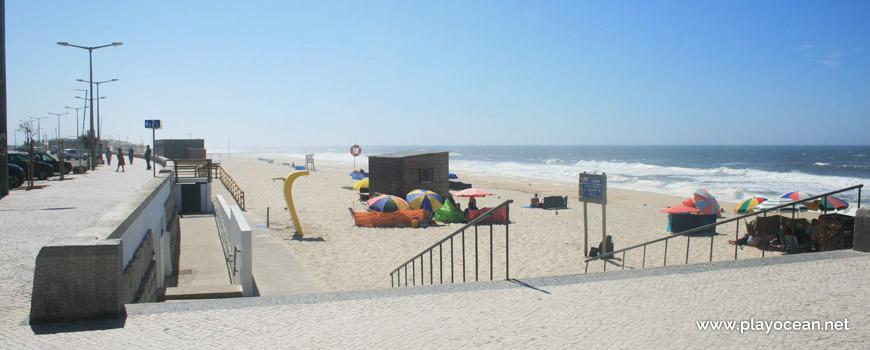 Acesso à Praia de Mira