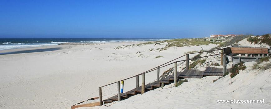 Escadas da Praia da Colónia de Férias
