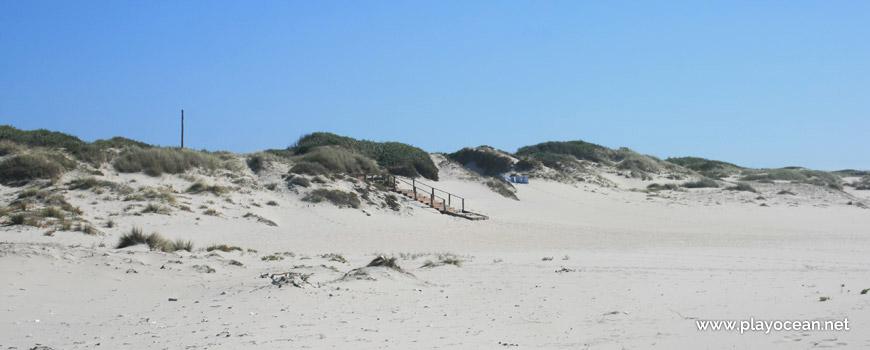 Dune of Praia da Colónia de Férias Beach