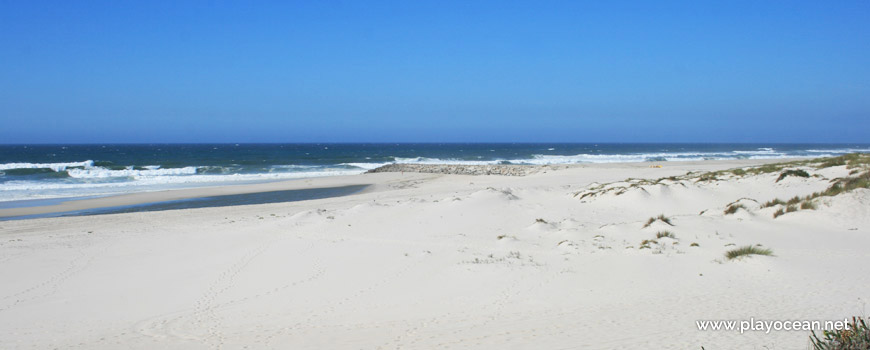 Pontão, Praia da Colónia de Férias