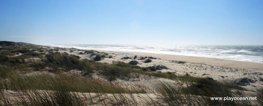 Praia da Gaivina Beach