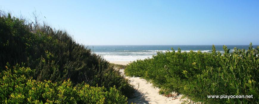 Entrada da Praia de Muranzel