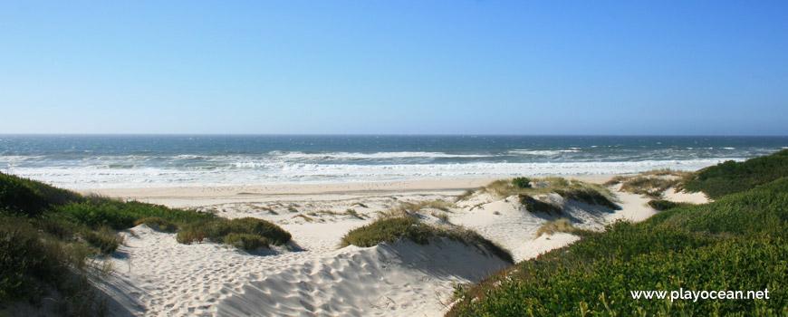 Praia de Muranzel Beach