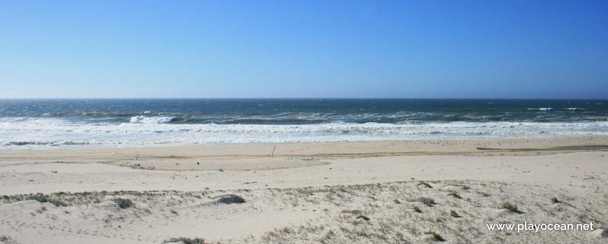 Mar da Praia de Muranzel
