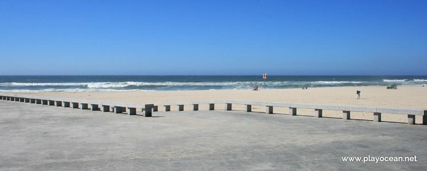 Entrada da Praia da Torreira