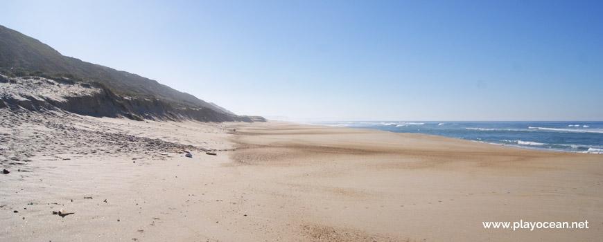 South, Praia da Areeira Beach