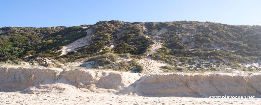 Dune, Praia da Areeira Beach