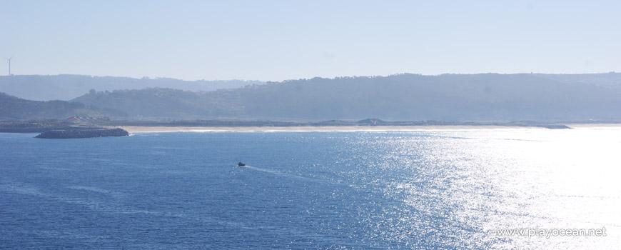 Panorâmica da Praia da Entrada do Porto