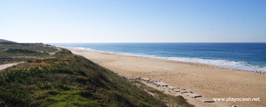 Praia da Entrada do Porto Beach