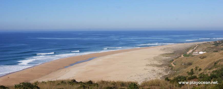 Panoramic of Praia do Norte Beach