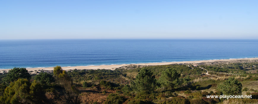 Frente de mar da Praia do Salgado
