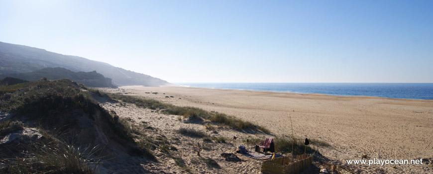 Sul da Praia do Salgado