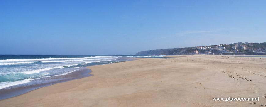 Areal na Praia do Bom Sucesso