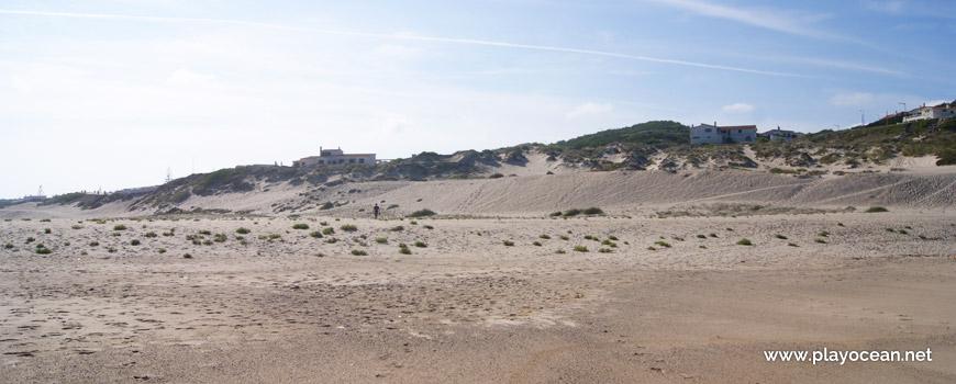 Dunas na Praia do Bom Sucesso