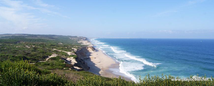 Areal Sul na Praia do Bom Sucesso