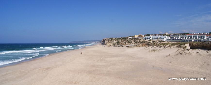 Norte na Praia dEl Rei