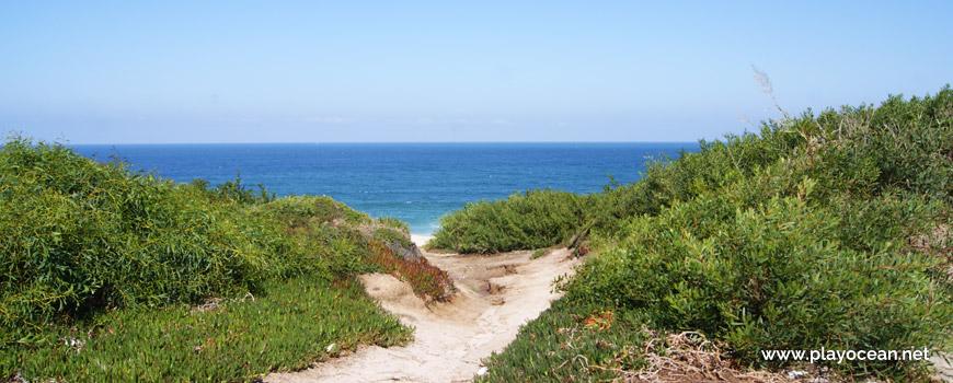 Path to Praia da Estrela Beach