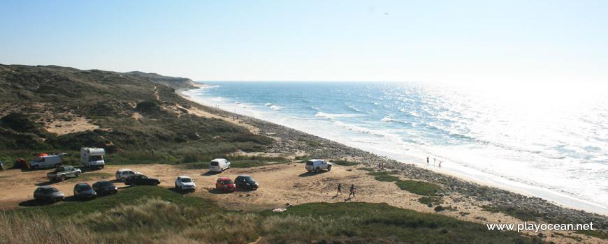 Entrada da Praia dos Aivados