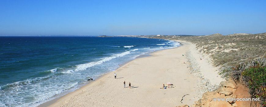 Areal da Praia dos Aivados