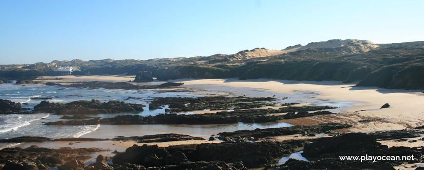 Norte, Praia de Almograve