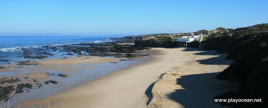 Norte na Praia de Almograve