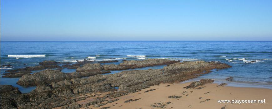 Beira-mar na Praia de Almograve