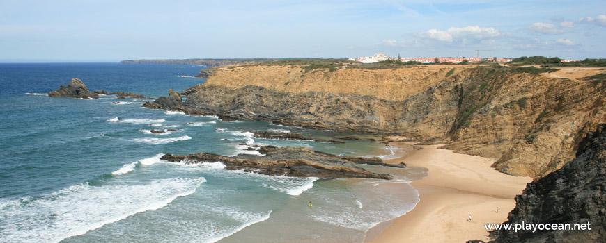 Norte na Praia dos Alteirinhos